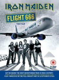 Cover Iron Maiden - Flight 666 [DVD]